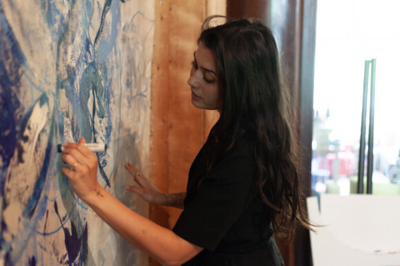 Eline Martherus / hedendaags kunstenaar