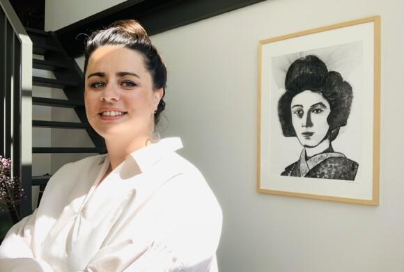 Mandy Sharabani / hedendaags kunstenaar